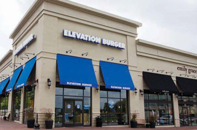 Rye Ridge Shopping Center Featured Stores Elevation Burger Now - Elevation locations