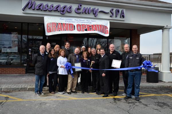 Rye Ridge Shopping Center 187 Featured Stores 187 Massage Envy