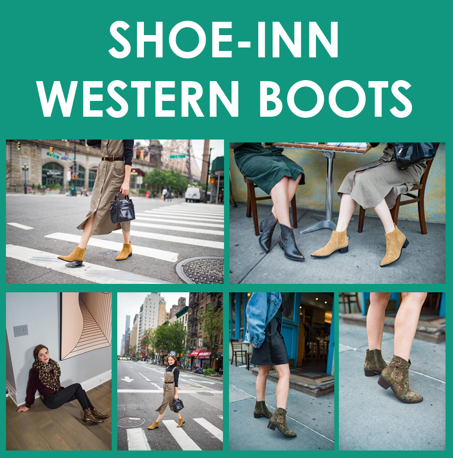 Enough For A Night On The Town You Can Always Find Right Footwear Solution At Shoe Inn They Bring New York City Shopping Experience To