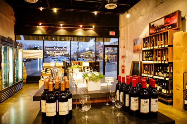 wineinterior20151 · wine2015. Rye Ridge ... & Rye Ridge Shopping Center » Leads Retail » The Wine Cellar